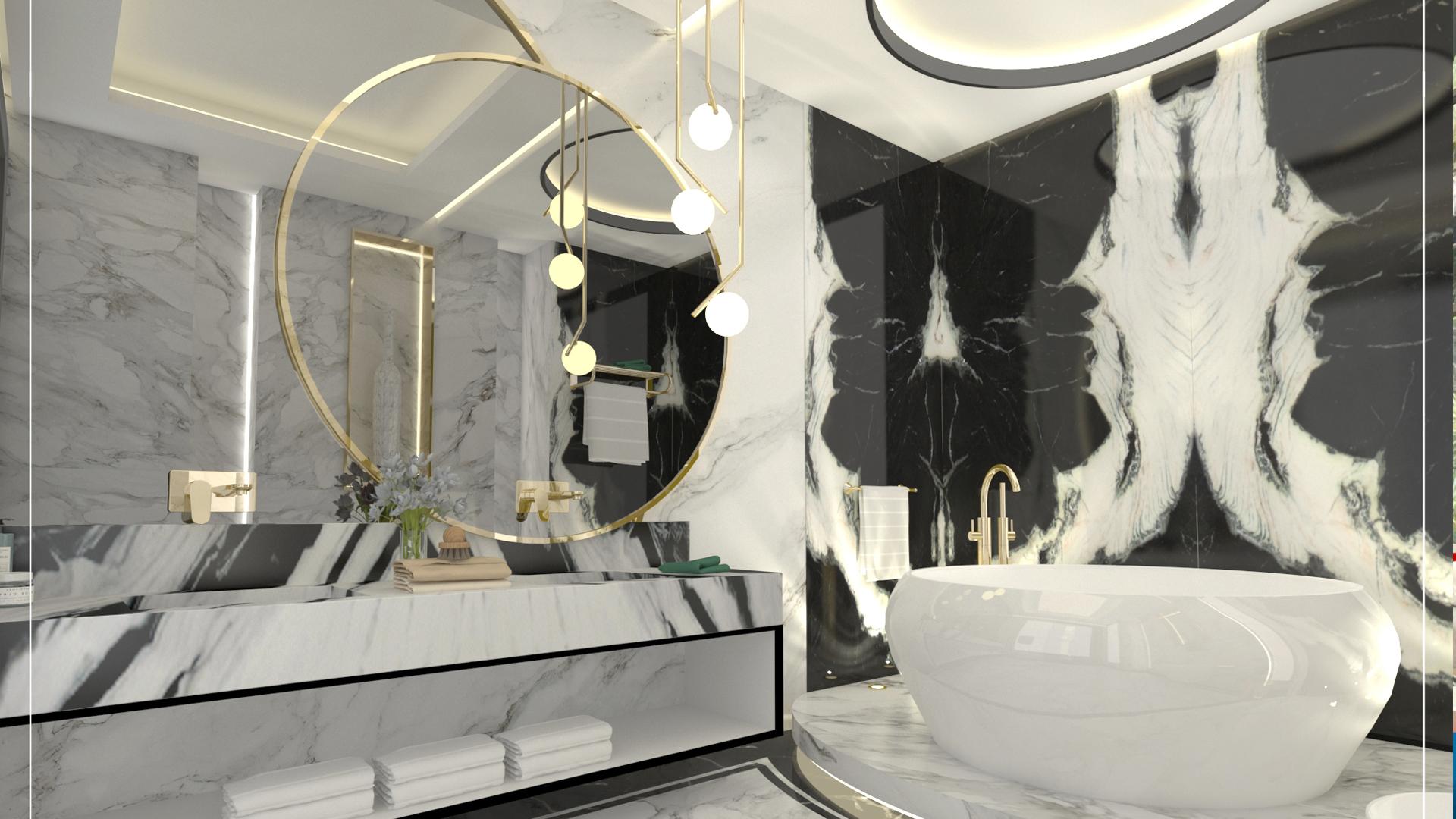 banyo spa luxury